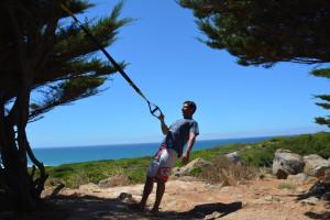 preparazione atletica windsurf row una mano 2