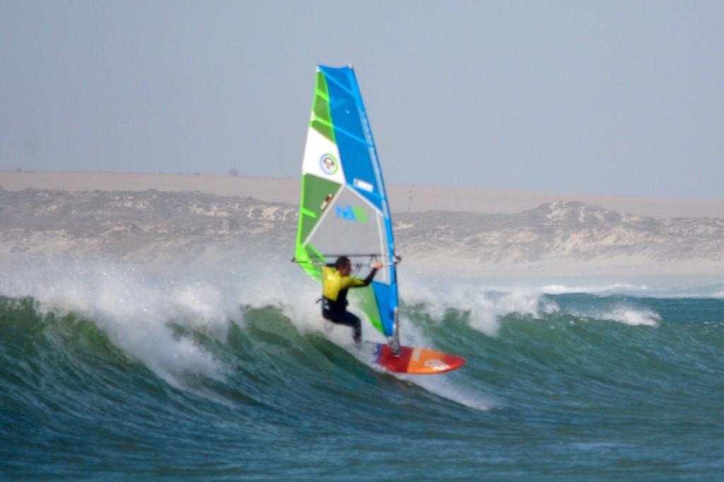 preparazioni per il windsurf