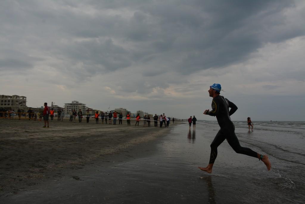 preparazione atletica ironman nuoto